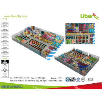 Indoor Trampoline  Equipment from Liben Group