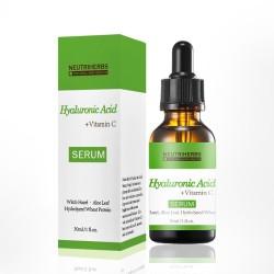 Neutriherbs Ácido Hialurônico + Vitamina C Soro Para Hidratação