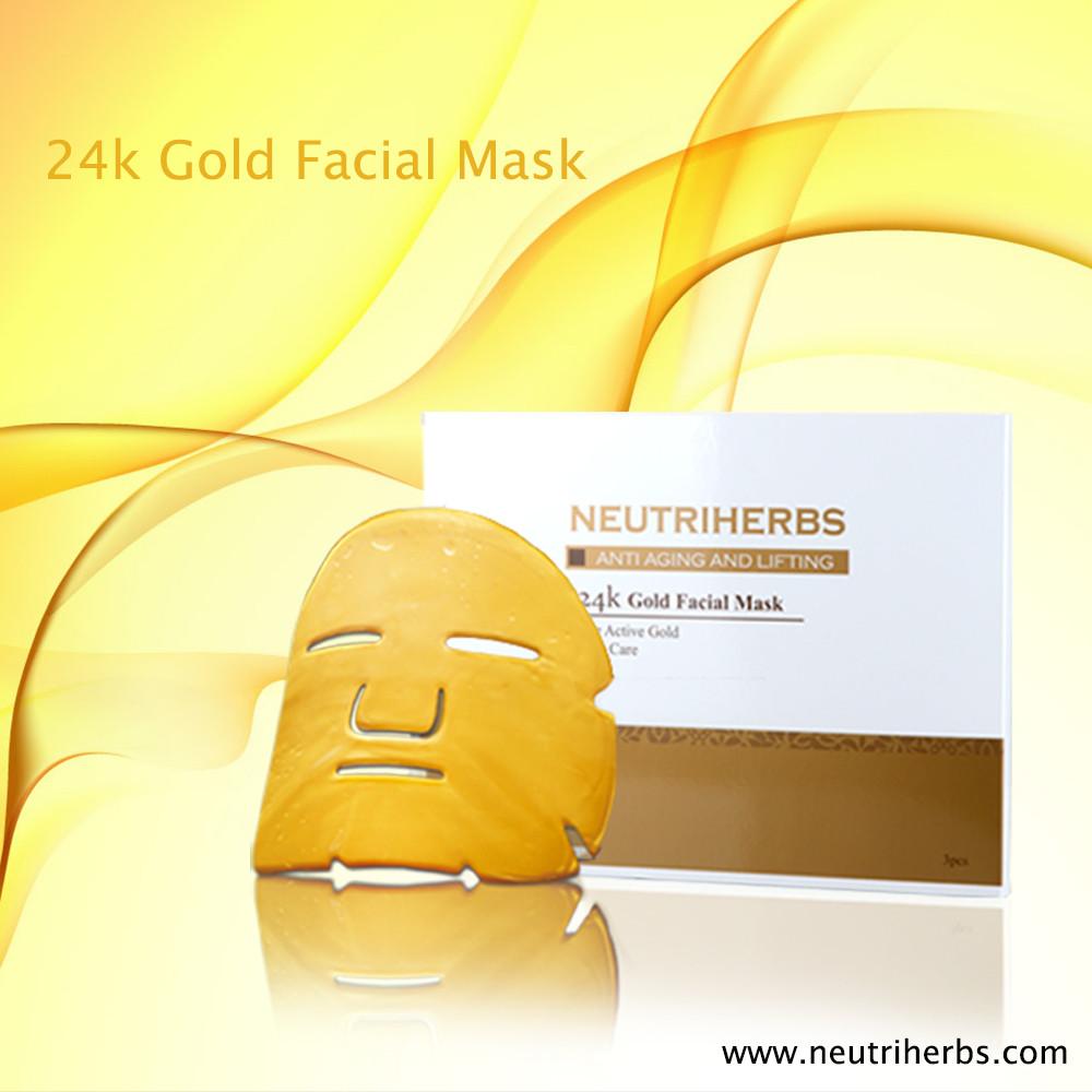 goldfacialmask