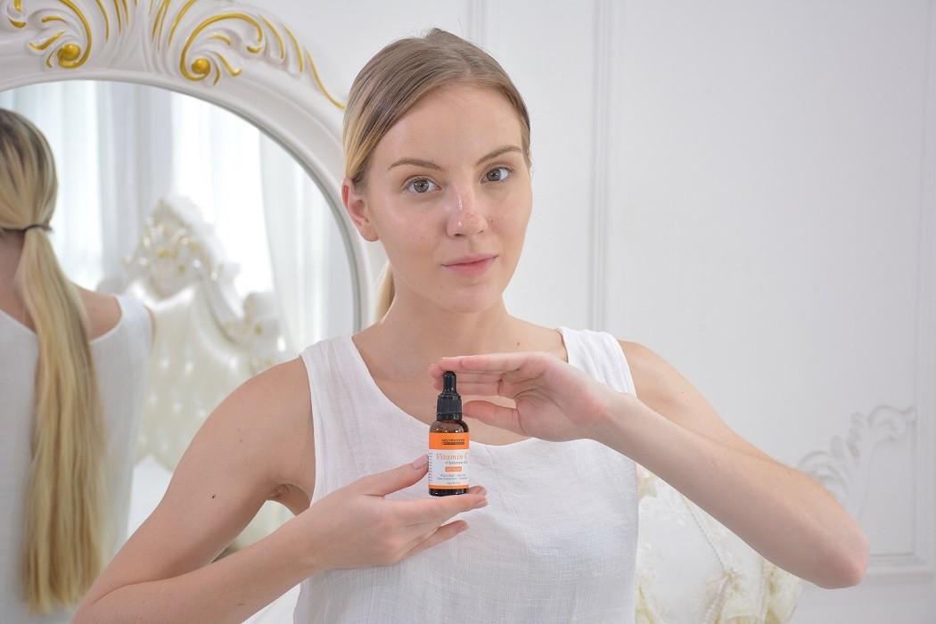 c vitamin serum