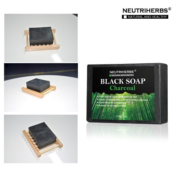 shea butter african black soap
