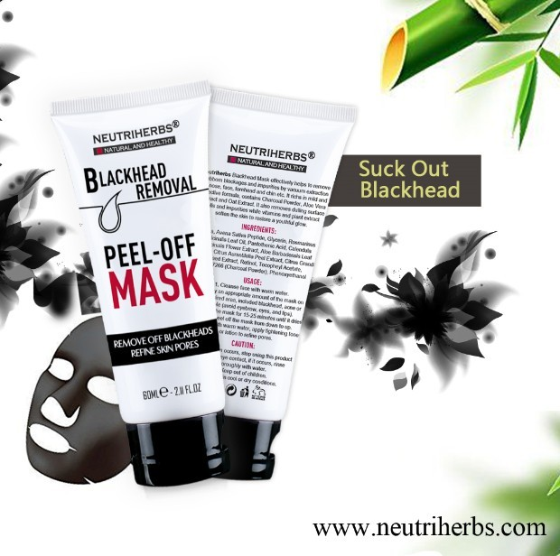 peel off face mask for blackheads
