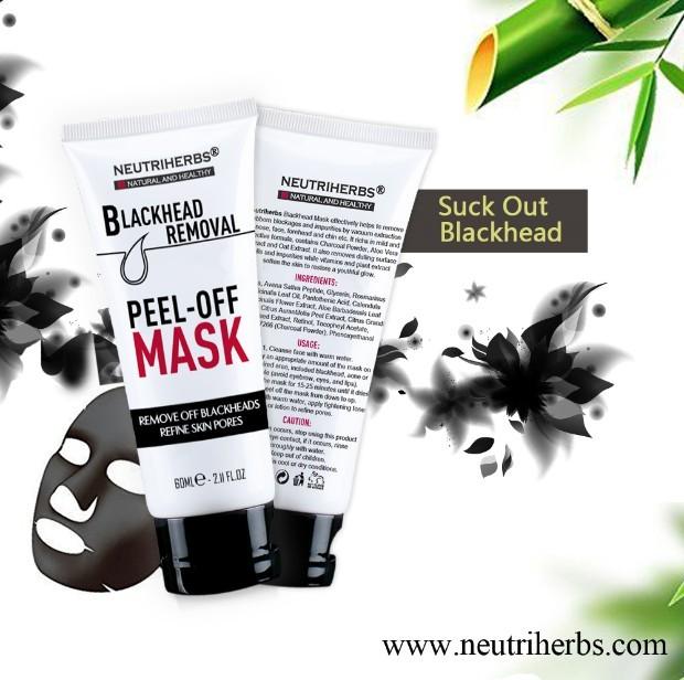 peel off face mask for blackheads