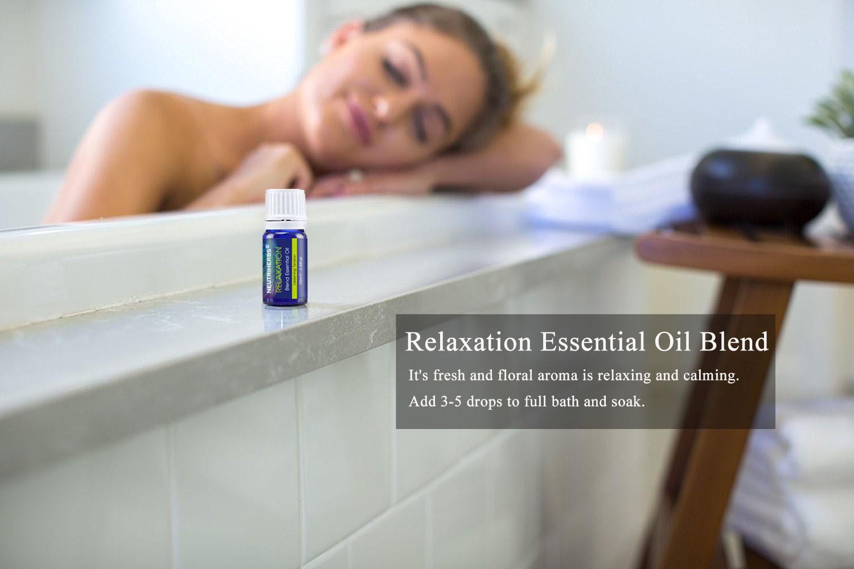 relaxing oils