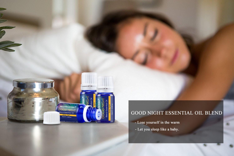 young living oils for sleep