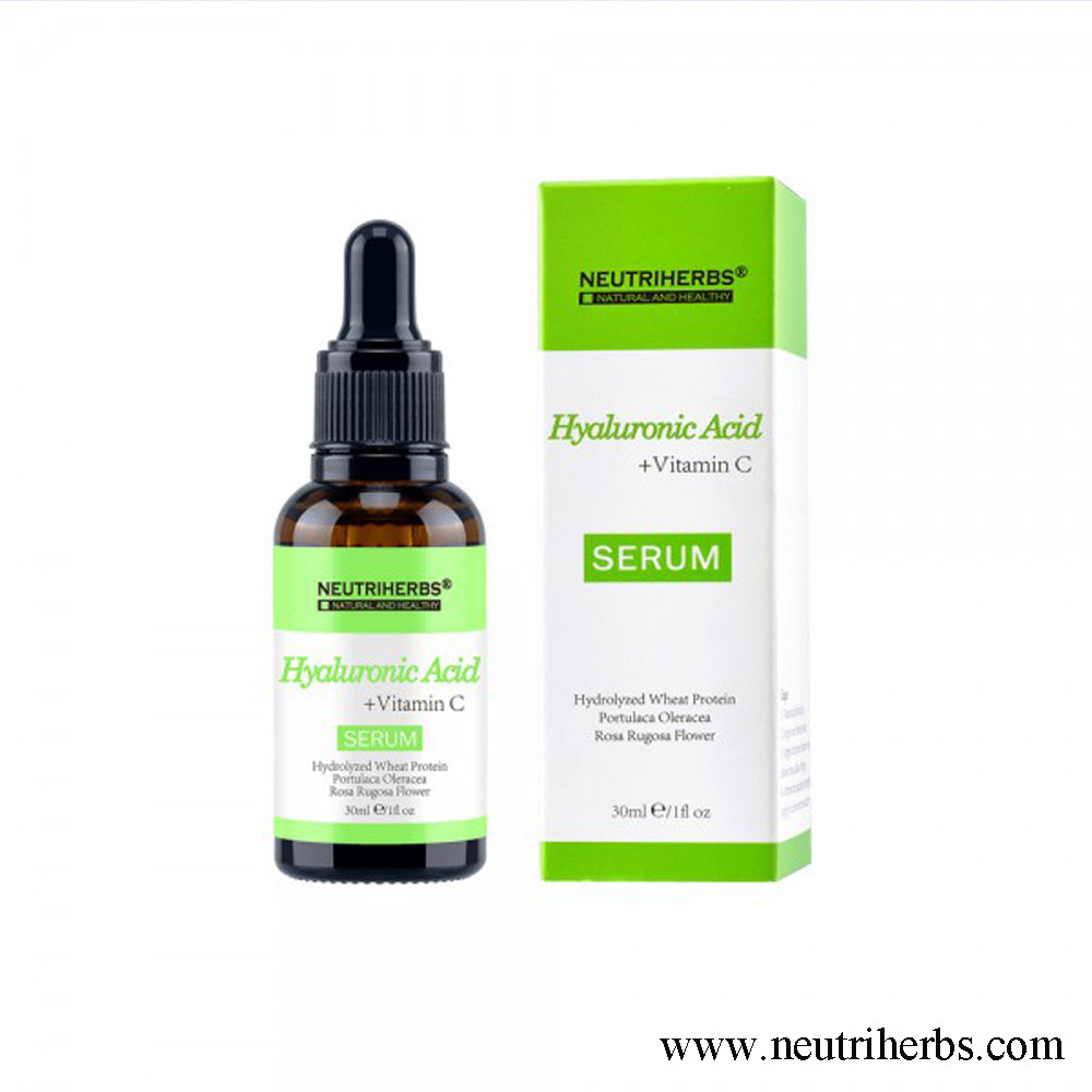 hyaluronic acid and vitamin c