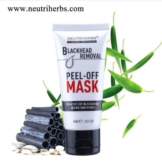 charcoal blackhead mask