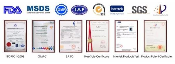 Amarrie - Certificates