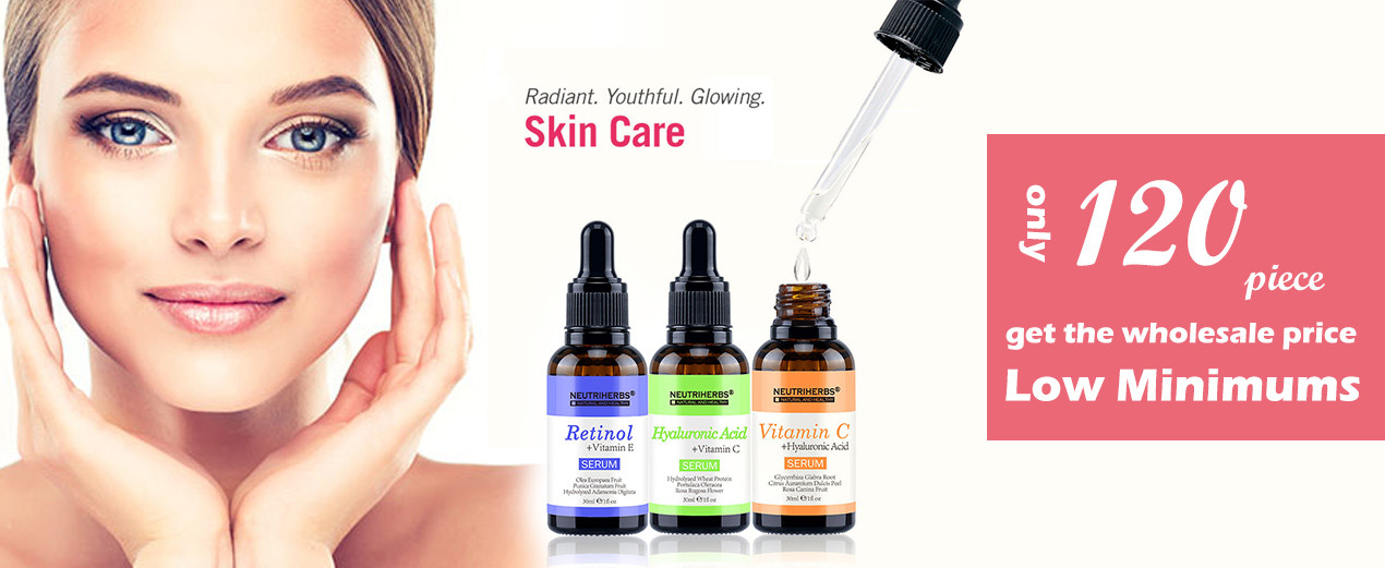 2818fd03c98 Neutriherbs | Face Serum Series | Vitamin C, Hyaluronic acid, Retinol