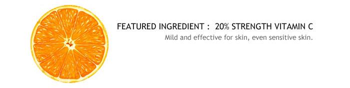 vitamin c serum for skin