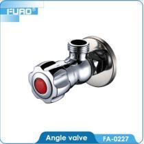 Bathroom triangle valve