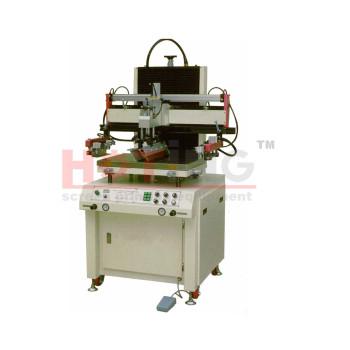 Motor driven semi auto screen printing machine