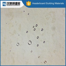 HeaderAqua—Headerboard compressed fiber cement board