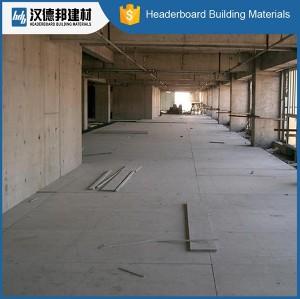 HeaderLoft-fiber cement flooring board