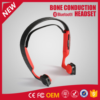 YOMMO 2016 new bone conduction Bluetooth headphone sports headphone with bluetooth