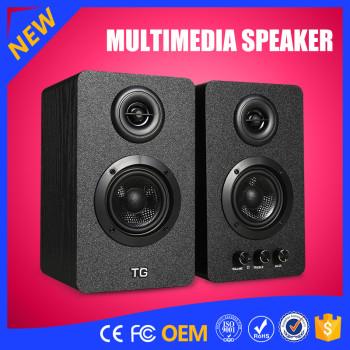 YOMMO 2016 new 2.0 multimedia speaker system active speaker V2