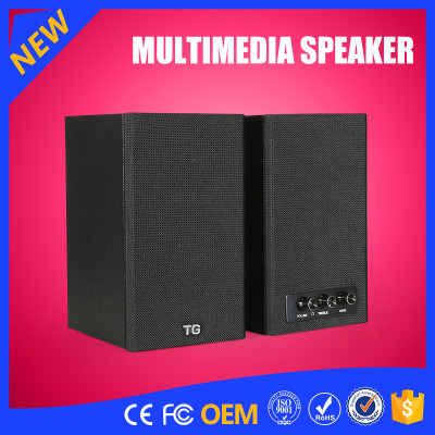 YOMMO 2016 new multimedia speaker system with high-power