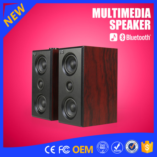 YOMMO 2.0CH 3-WAY BLUETOOTH SPEAKERS