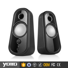 YOMMO New products 2016 2.0 mini speaker for computer and mobile devices