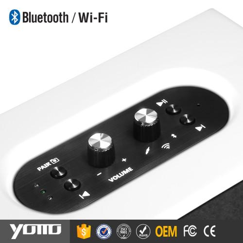 YOMMO wifi+ bluetooth wireless speaker syatem wireless home theater speaker system with Wifi
