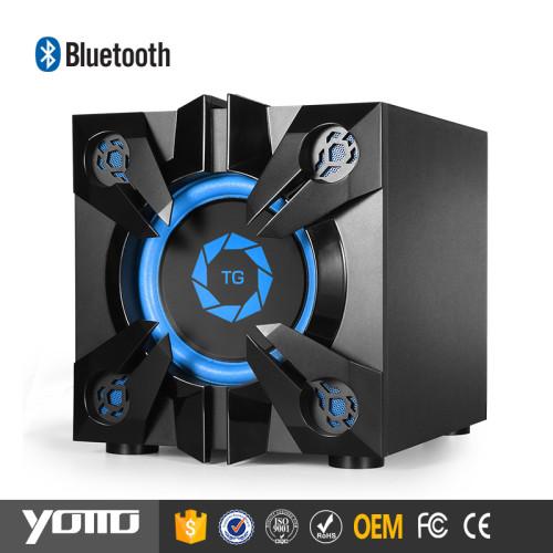 2017 2.1 creative bluetooth big speaker system with 30w