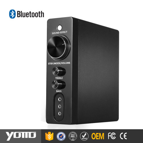 new products 2017 2.1 multimedia oem bluetooth hifi speaker system with 70w