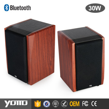 2017 new products 2.0 multimedia bluetooth speaker with 30w