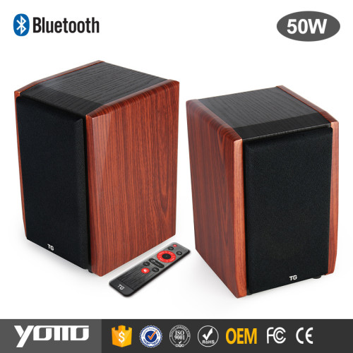2017 new products 2.0 multimedia bluetooth speaker with remote control