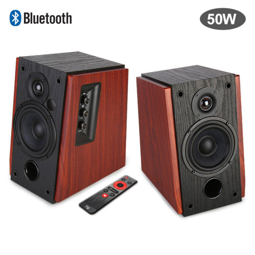 2017 new products 2.0 multimedia bluetooth speaker with remote control , 50W