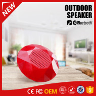YOMMO 2017 new portable outdoor speaker loud speaker with bluetooth