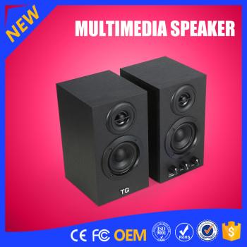 YOMMO 2017 new 2.0 Multimedia speaker system bass speaker