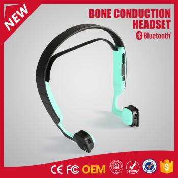 YOMMO 2017 new bone conduction headphone sports headphone
