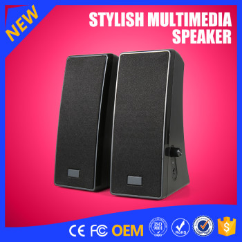 YOMMO 2.0CH PC Speakers with USB power supply