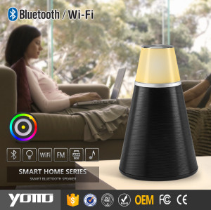 YOMMO 2016 new smart home speakers Intelligent Bluetooth audio