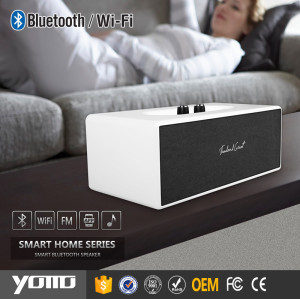 YOMMO wifi+ bluetooth wireless speaker syatem wireless home theater speaker system with Wifi