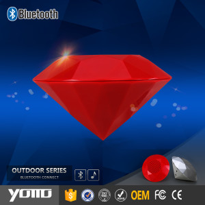 YOMMO 2016 new portable outdoor speaker loud speaker with bluetooth