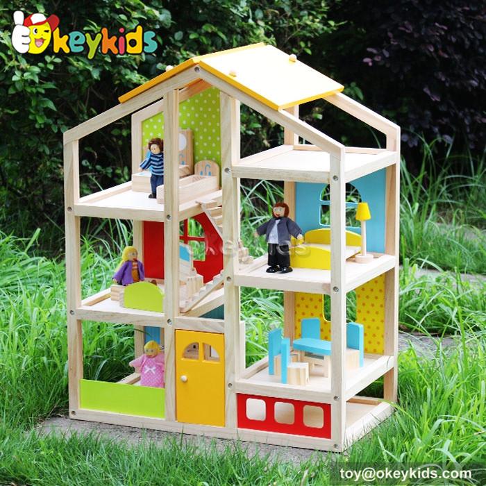 3d doll house