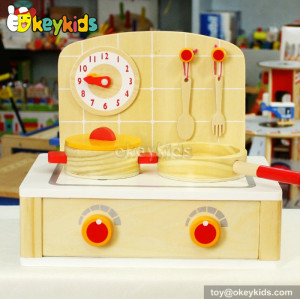 Tabletop children wooden toy kitchen W10C202