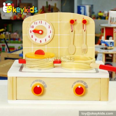 Tabletop children wooden toy kitchen W10C202
