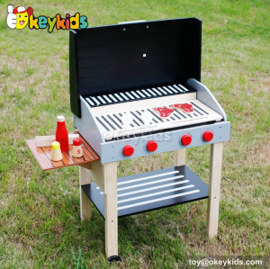 Delicious BBQ grill and play food set W10D123