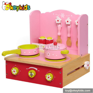 Tabletop wooden children kitchen toy W10C155