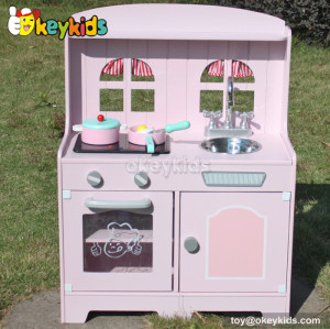 Sweet Treat wooden kitchen play set toy W10C169