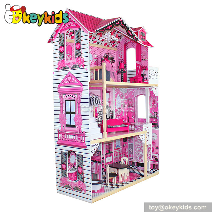 pictures of details brand baby wooden doll house