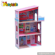 Classic kids wooden doll houses for sale W06A141