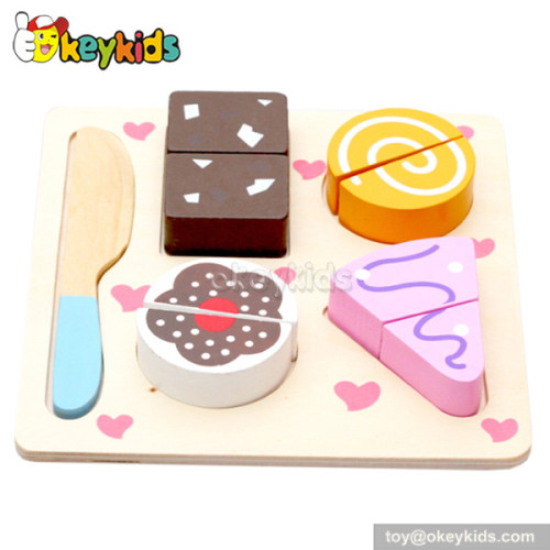 New fashion baby wooden play food set W10B091-D