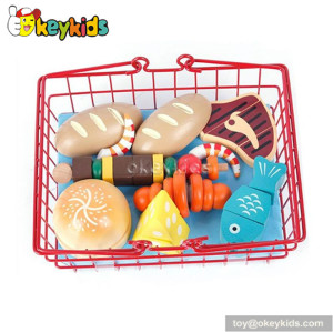 pretend play food toy set for kids W10B087