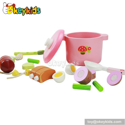 Manufacturer of  children wooden play food toy W10B027