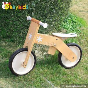 Manufacturer of children toy wooden balance bike W16C030