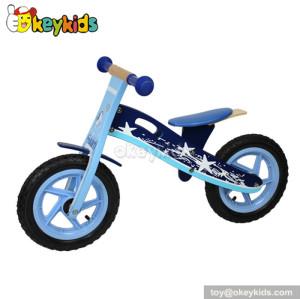 Manufacturer of wooden children balance bike W16C043