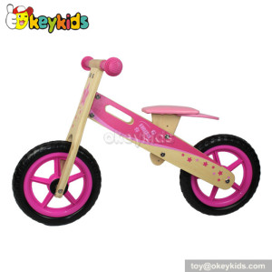 Manufacturer of children wooden new balance bike W16C044